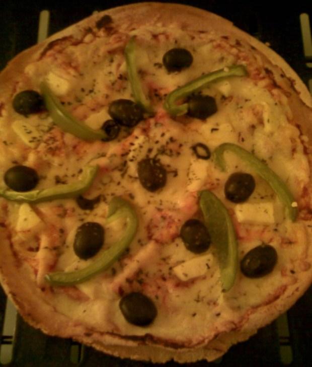 yummy pizza recipe