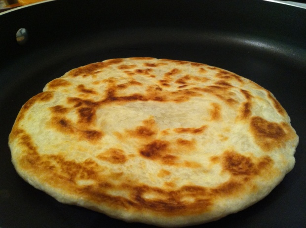 finished cooking roti picture