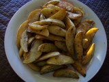 posh potato wedges