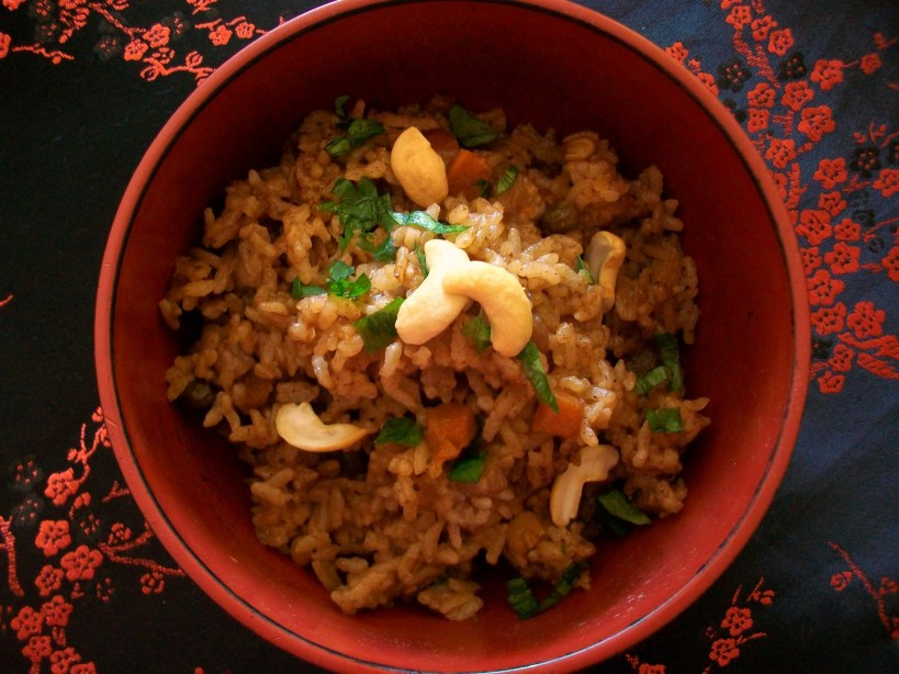 fantastic fool-proof fried rice