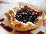 breezy berry tart