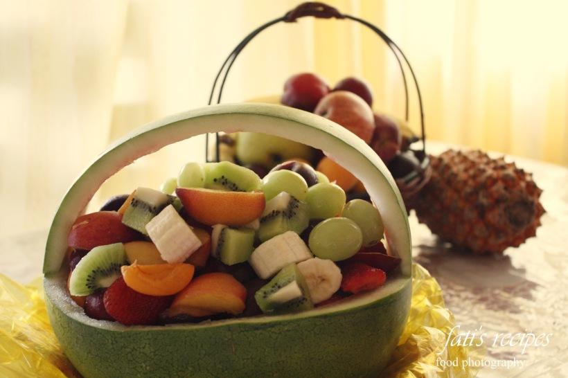 basic fruit basket