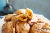 scrumptious curry puffs