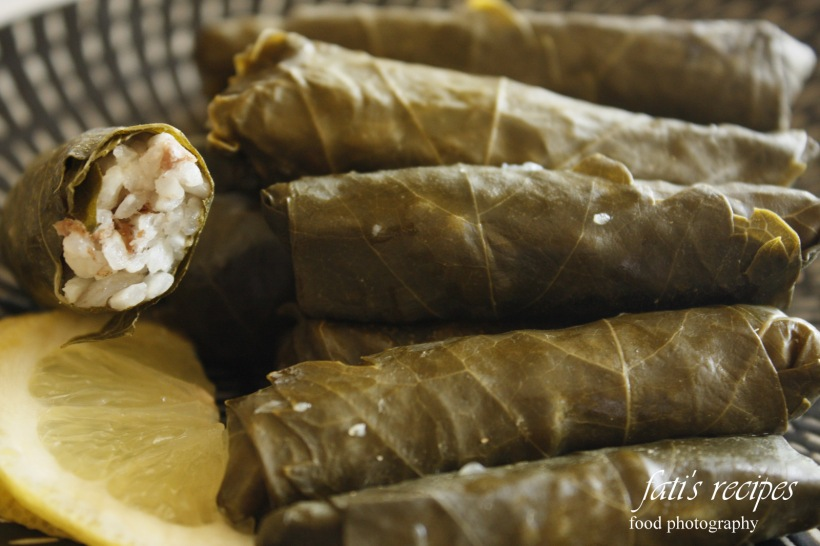 gallant grape leaves - yabraq