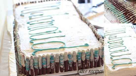 Cake preps