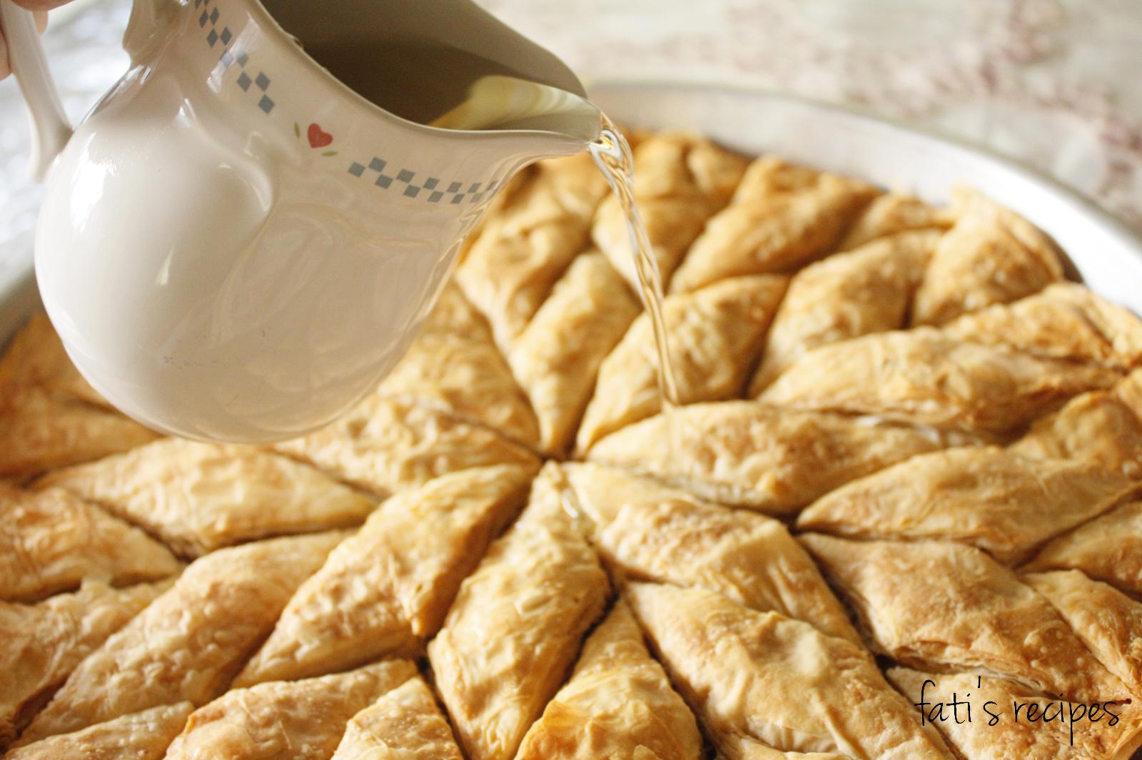 baqlawa (misspelled baklava) recipe – fati's recipes