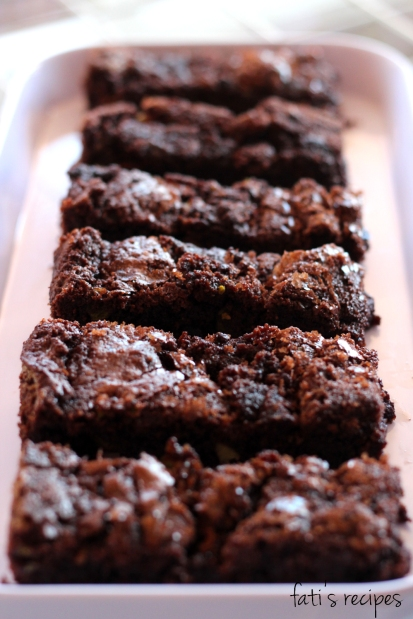 Swiss Brownies